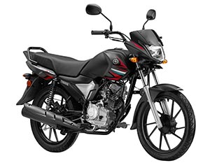 Yamaha Saluto RX Matt Black Color