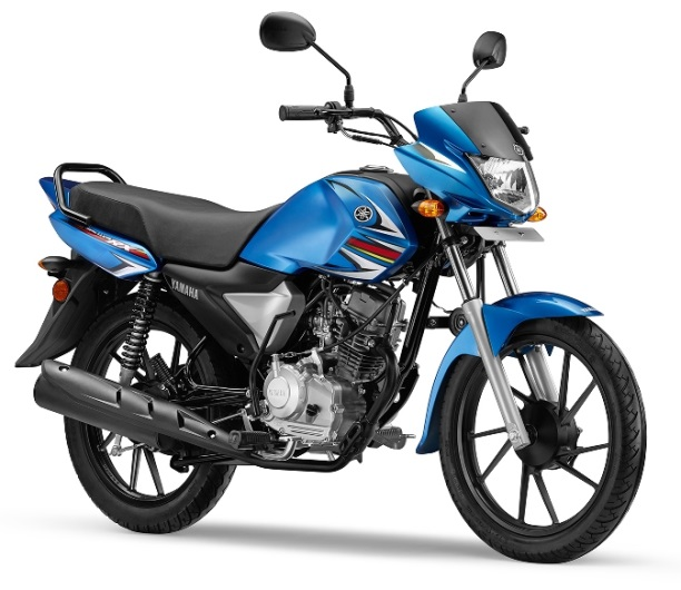 New Yamaha Saluto RX launched