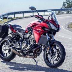 New Yamaha Tracer 700 Sport-Tourer based on MT-07 revealed