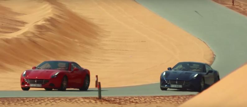 California T Desert 3