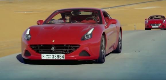 Watch:  Ferrari California T – Deserto Rosso Behind The Scenes