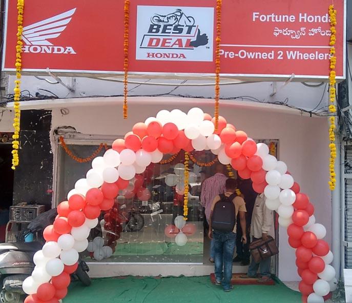 Fortune-Honda