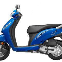New 2016 Activa-i launched in 3 new Colors