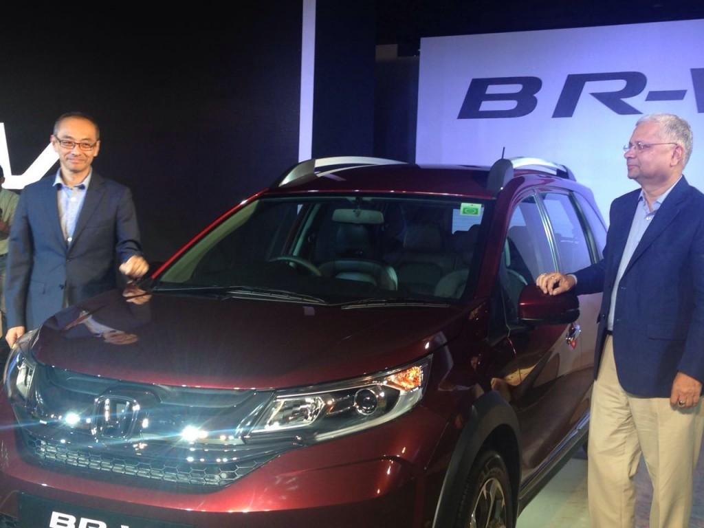 Honda BR-V launch 1