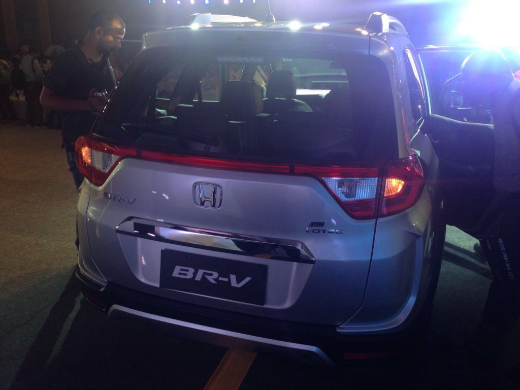 Honda BRV Launch 2