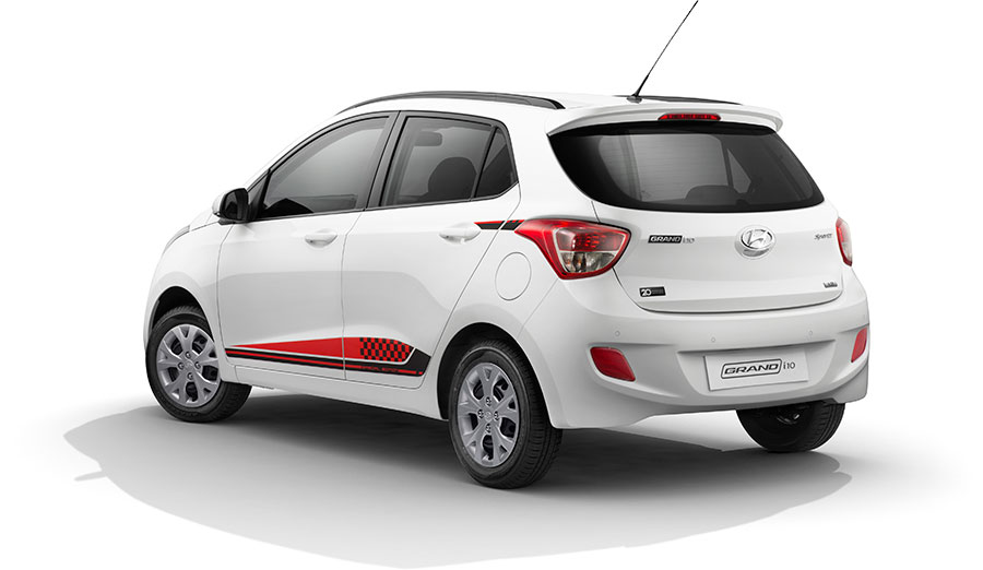 Hyundai Grand i10 Special Edition
