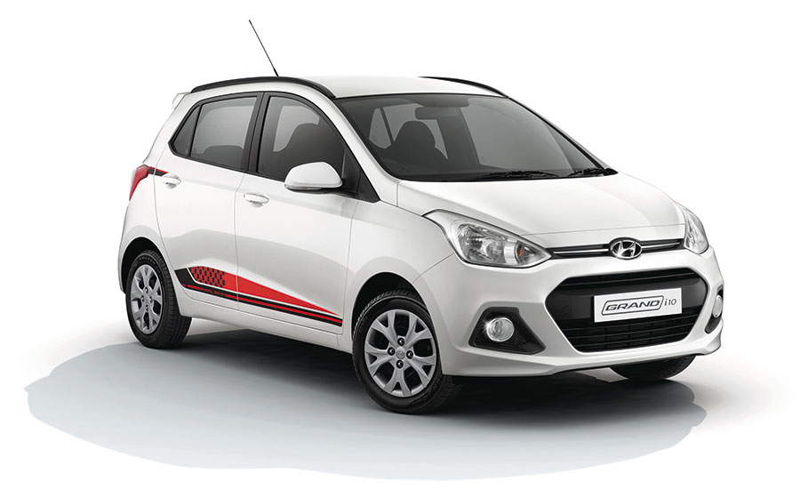 Hyundai Grand i10 Special Edition launched