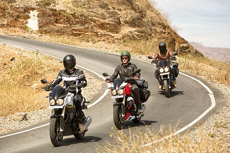 Mahindra Mojo Thrill of Riding