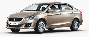 Maruti Ciaz METALLIC-CLEAR Beige color