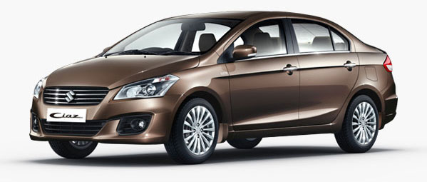 Maruti Ciaz Pearl Metallic Color