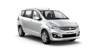 Maruti-Ertiga-Superior-White-Color