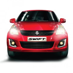 Maruti Swift Colors – Red, Grey, White, Silver, Violet