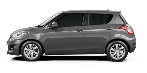 New Maruti Swift Grey Color - Maruti Swift Glistening Grey Color