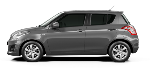 Maruti Swift Granite Grey Color - Maruti Swift Grey Color