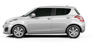 Maruti Swift Pearl Arctic Color