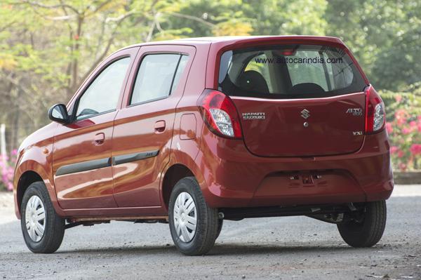 New Maruti Alto 800 Facelift
