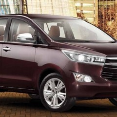 Toyota Innova Crysta receives 18,000 Bookings