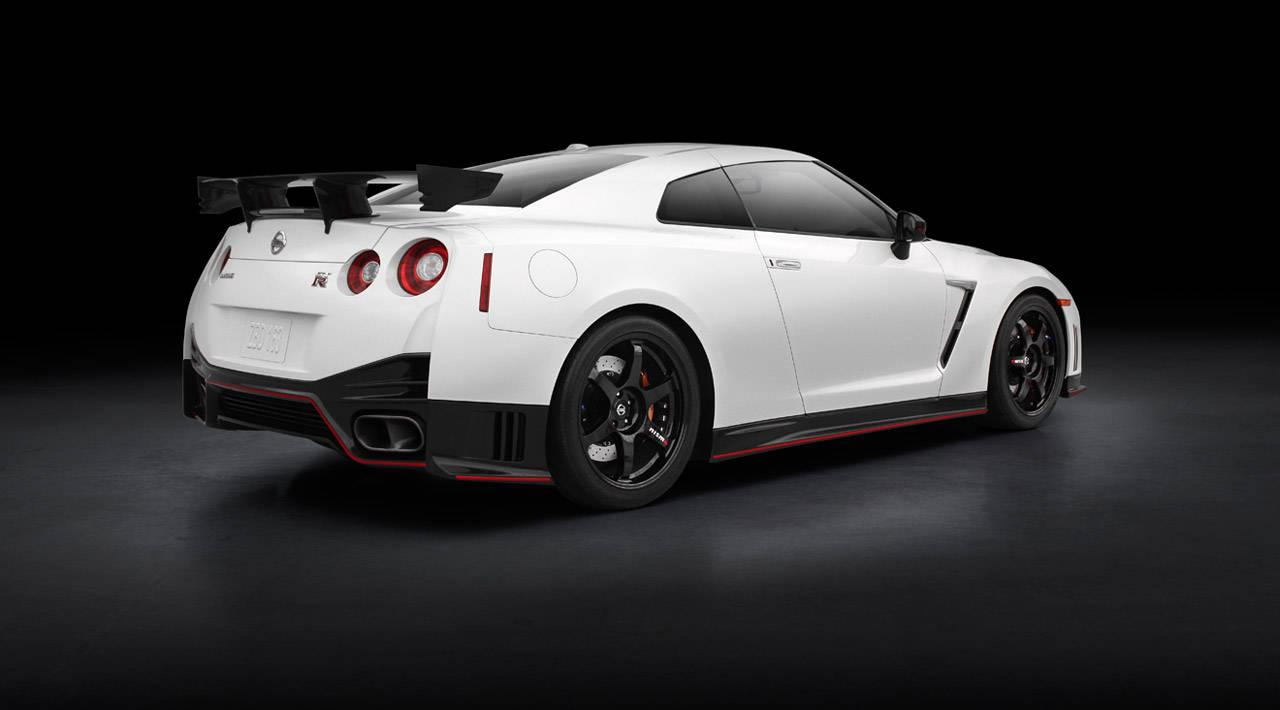 Nissan GT-R Nismo 2