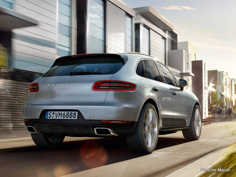 Porsche Launches Macan 2 0l In India At Inr 97 71 Lakhs Gaadikey
