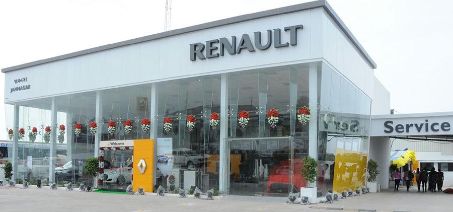 Renault Jamnagar Dealership