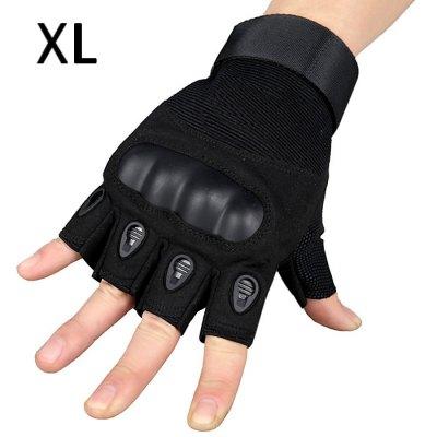 Anti Skid Half Finger Gloves for Bikes / Motorcycles