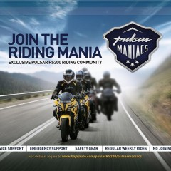 Bajaj launches Pulsar Maniacs and The Avenger Gods communities to celebrate World Motorcycle Day