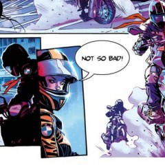 Comic books Featuring BMW G310R to release in October 2016