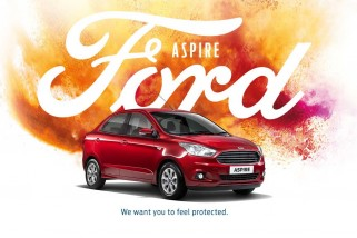 New GST Price offered for Ford Figo, Aspire and EcoSport