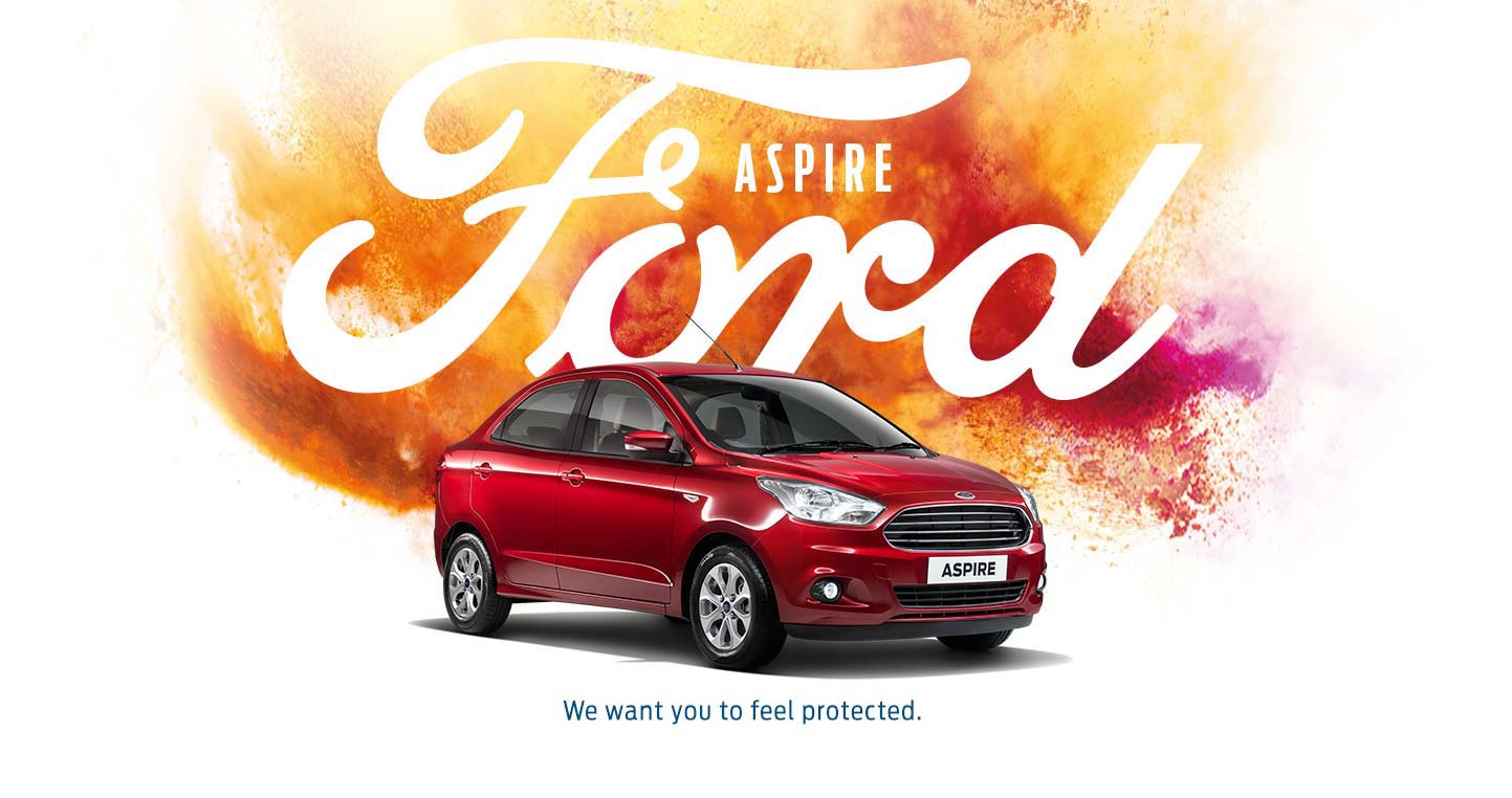 Ford Figo Aspire New Campaign