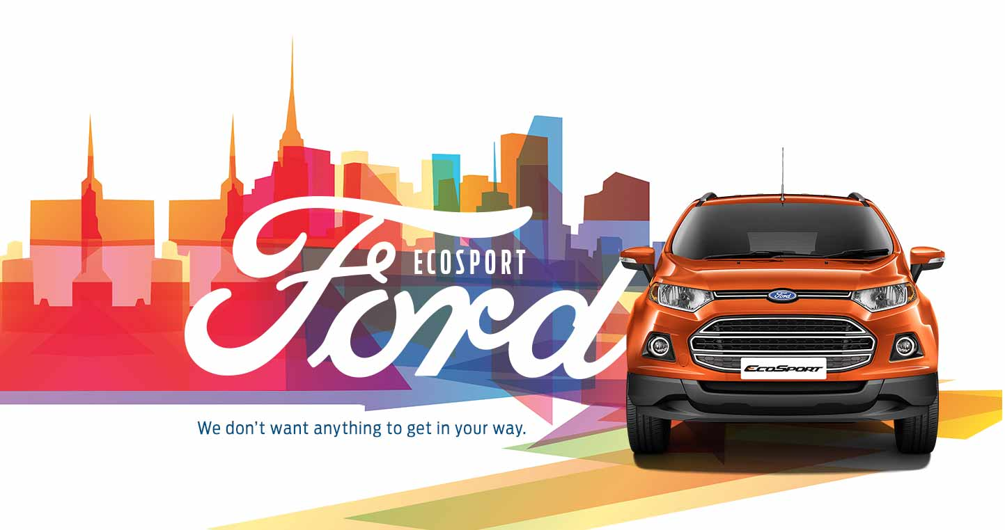 Ford EcoSport New Campaign