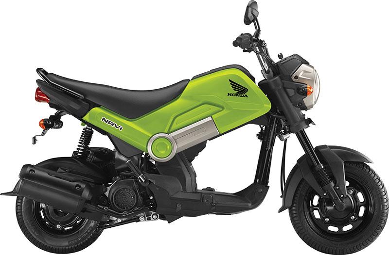 Honda-Navi---Green
