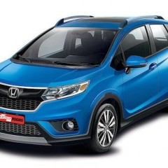 Honda WR-V India launch in 2017; Photos and Details;
