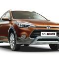 Hyundai i20 Active Front Design