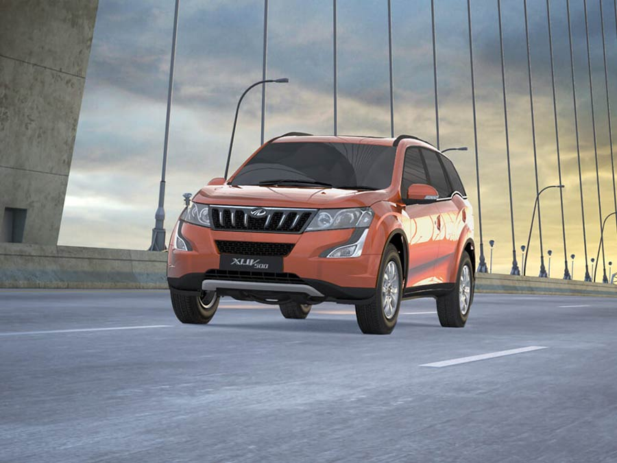 Mahindra XUV500 Photos