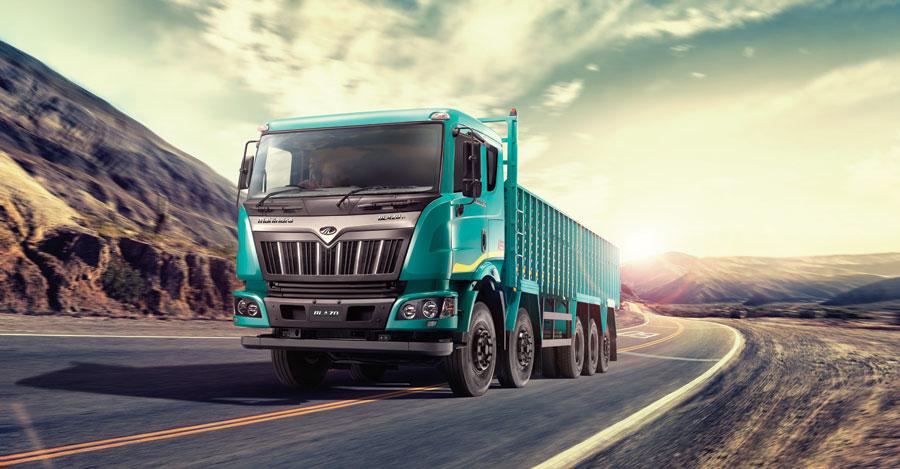 Mahindra Blazo Trucks in Karnataka