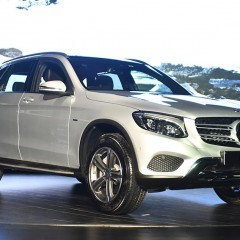 Mercedes-Benz GLC makes its debut in India