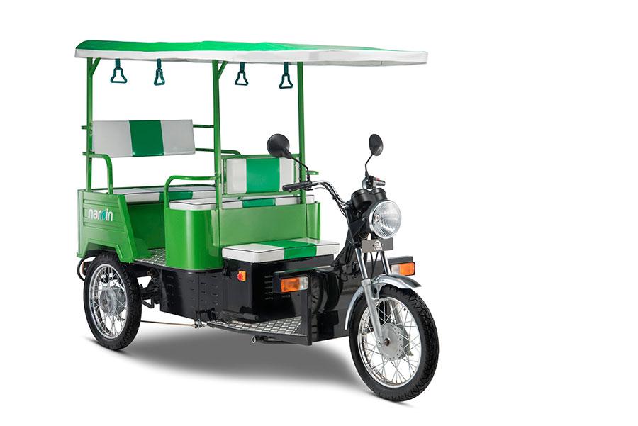 Lohia Auto Unveils Narain E Rickshaw With 2 Years Warranty