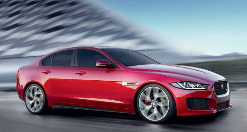 New Jaguar XE Prestige Red Color launched