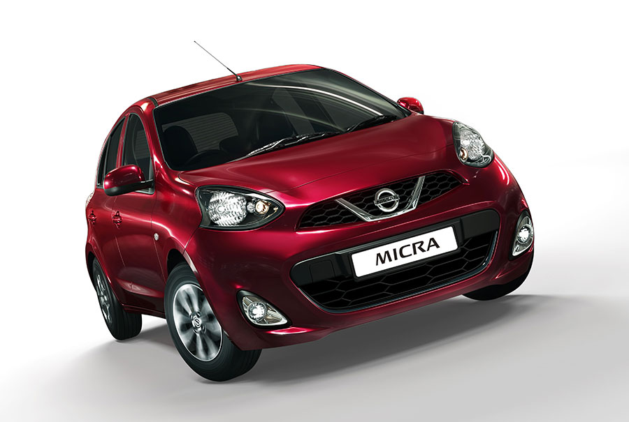 Nissan Micra CVT launched