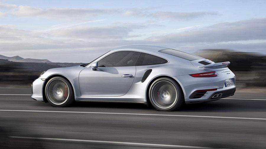 New-Porsche-911