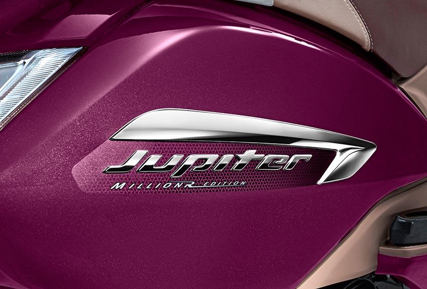 New TVS Jupiter Scooter