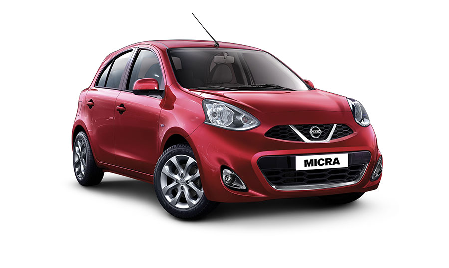 All new Nissan Micra CVT gearbox
