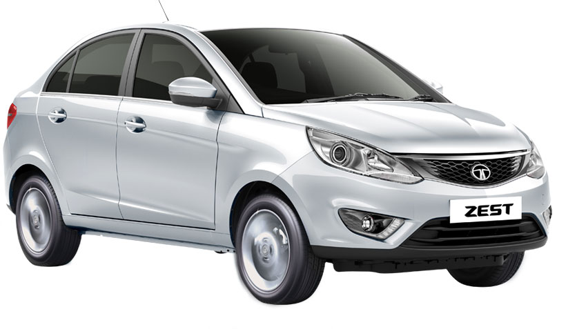 Tata Zest White Color