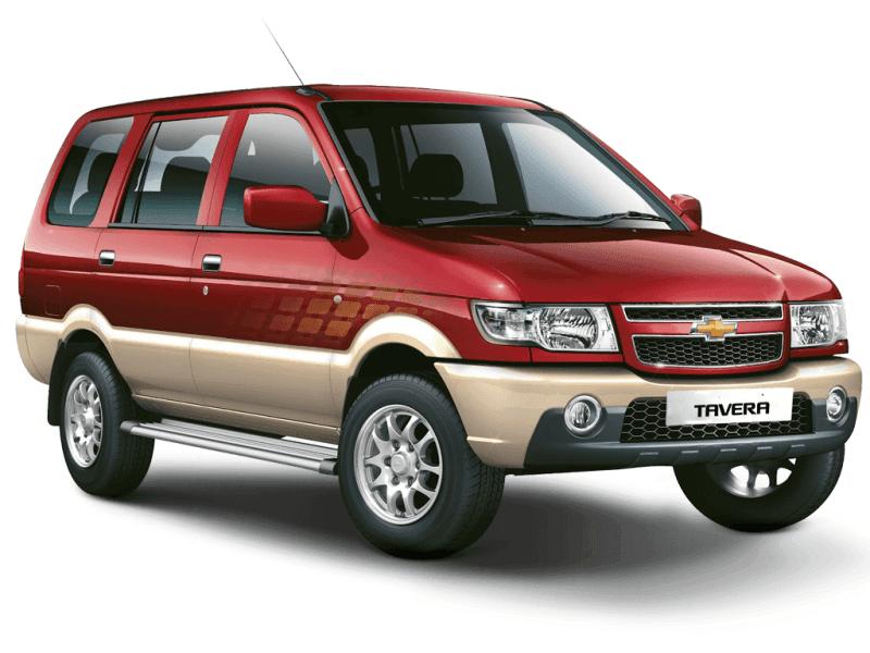 Upgraded Chevrolet Tavera