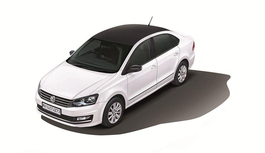 Volkswagen Vento Celeste