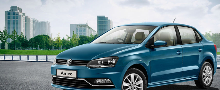 Volkswagen Ameo Exterior Photos