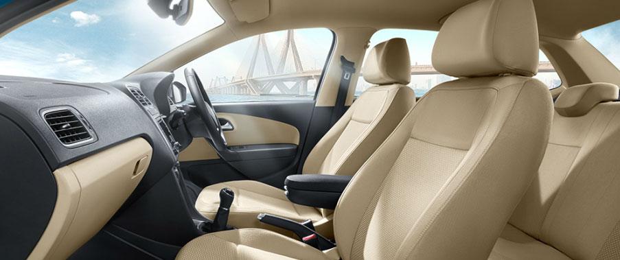 Volkswagen Ameo Interior Photo