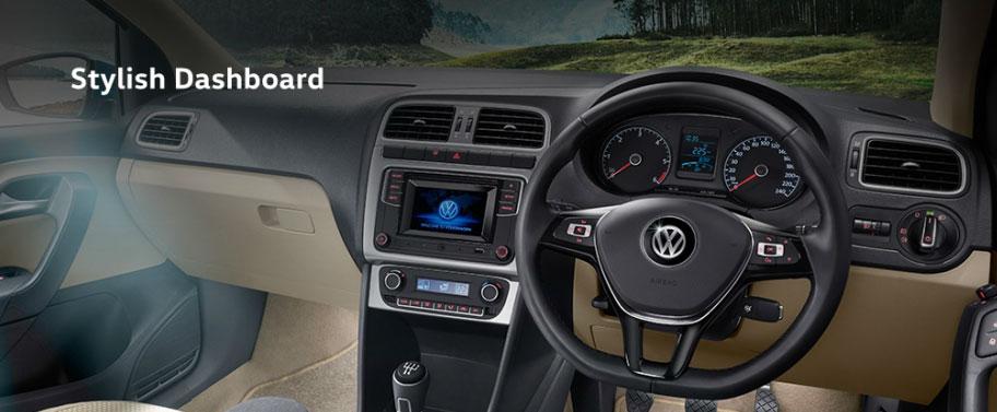 Volkswagen Ameo Interior Pictures