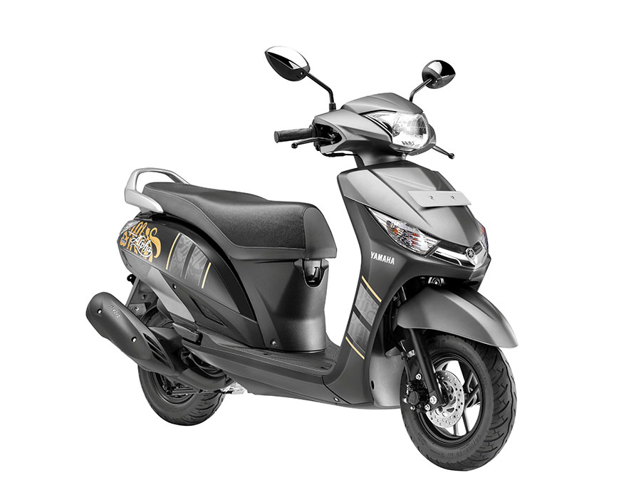 2016 Yamaha Alpha Scooter