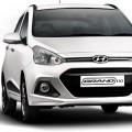Hyundai Grand i10 Pure White Color